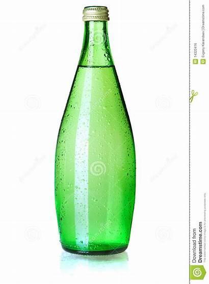 Bottle Glass Soda Clipart Water Clip Royalty