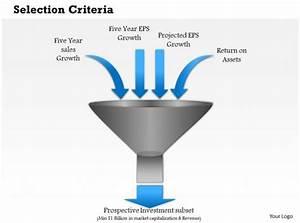 0714 Selection Criteria Powerpoint Presentation Slide
