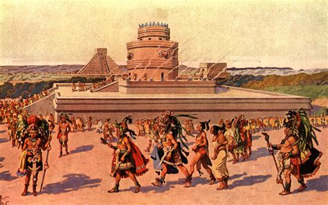 The Mayan, Aztec, And Inca Empires