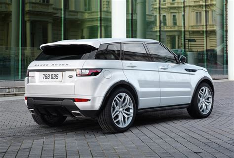Review Land Rover Range Rover Evoque by Range Rover Evoque Review Rivals Parkers