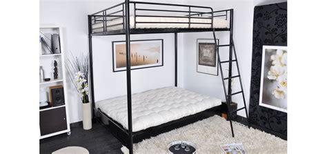 lit en hauteur avec canap lit deux places en hauteur en ligne