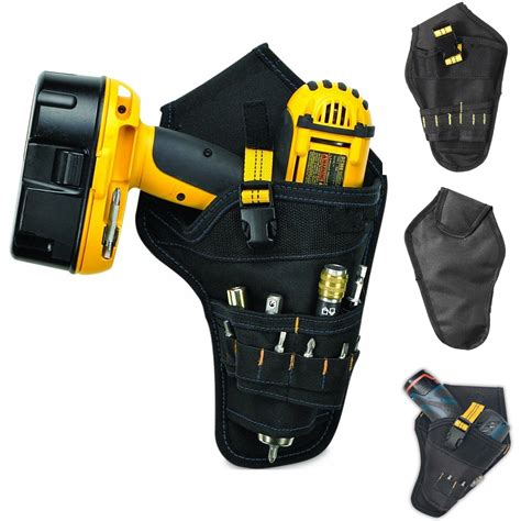 Drill Holster Cordless Tool Holder Heavy Duty Tool Belt
