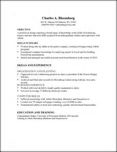 How To Organize A Resume by How To Organize Your Resume Sles Of Resumes
