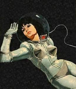 Retro-Futuristic, Space Girl, Astronaut | Sci-Fi | Pinterest