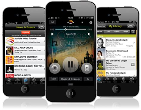 audiobooks for iphone audible app for iphone ipod touch free audible