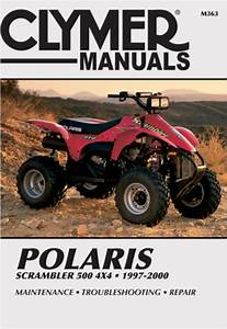 Polaris Scrambler 500 4x4 Atv  1997