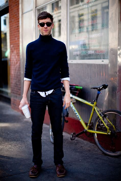 Men Fashion Why You Should Wear Turtleneck Shirt