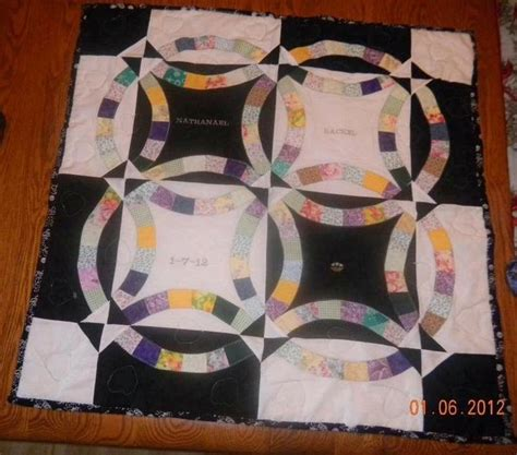 23 best wedding ring quilt images on