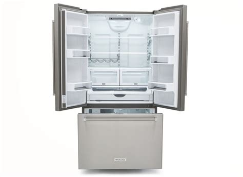 Kitchenaid Refrigerator Reliability by Kitchenaid Krfc302ess Refrigerator Consumer Reports