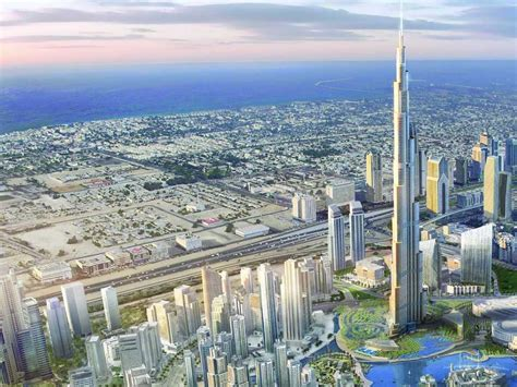 city top flore background world largest tower downtown burj dubai 2013 wallpapers