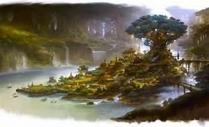 Final Fantasy XIV A Realm Reborn Concept Art