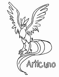 Pokemon Articuno Coloring Pages Best 25 Ideas About Legendary Find What