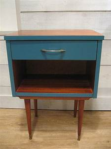 Table De Chevet Bleu : tables de chevet lilicabane ~ Preciouscoupons.com Idées de Décoration