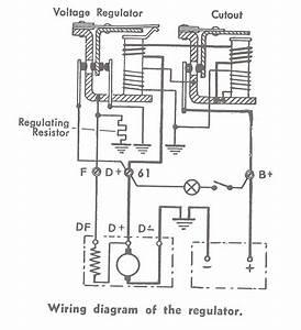 Alternator Exciter Wire Diagram