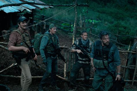 triple frontier  movies  tv shows  netflix march