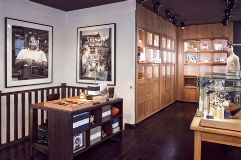 Shinola flagship store, London ? UK » Retail Design Blog