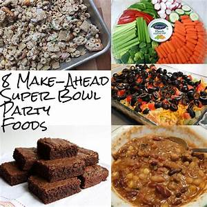 Best – Make Ahead – Foods for Your Party! | Hirschfeld Homes