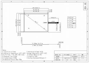 5w Rtp 10 4 U0026quot  12 1 U0026quot  5 Wire Resistive Touch Panel   Kiosk