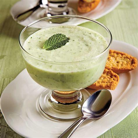 cuisine de coco crème au concombre et lait de coco recettes cuisine et