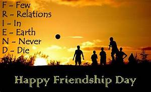 Happy Friendship Day Quotes Images Messages Shayari In ...