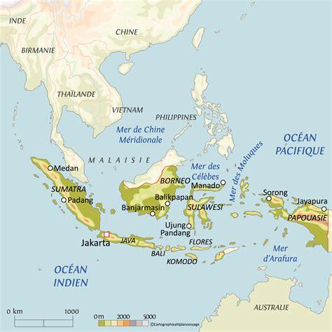 Ile De Tourisme Carte by Informations Pratiques Du Voyage En Indon 233 Sie