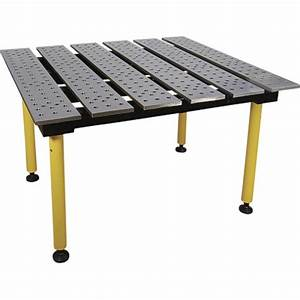 Folding Welding Table Shelby Knox