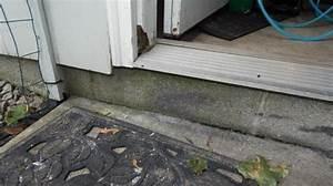 Garage entrance door jamb rot repair. - DoItYourself.com ...