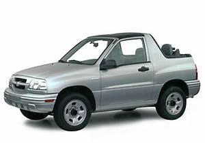 2000 Suzuki Vitara Information
