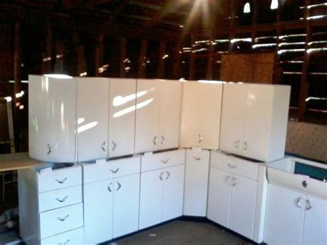 Vintage Steel Kitchen Cabinets For Sale by Craigslist Vintage Metal Cabinets No Pattern Required