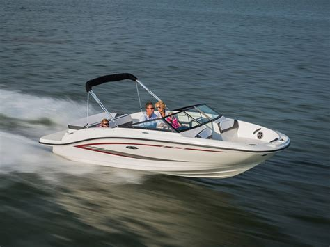 Cer Boat by 2015 Sea Cer Top 2015 Sea 19 Spx Review Top Speed