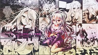 Shiro Desktop Anime 1080p Dinocojv Happy Wallpapers