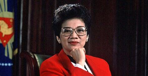 corazon aquino biography childhood life achievements