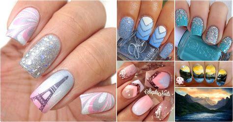 popular nail designs top 100 most creative acrylic nail designs and