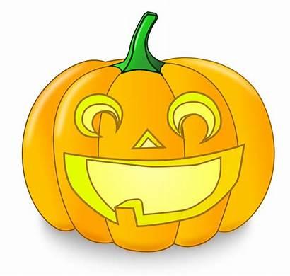 Pumpkin Clipart Colored Clip Softball Openclipart Domain