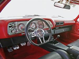 1976 Camaro Interior Installation