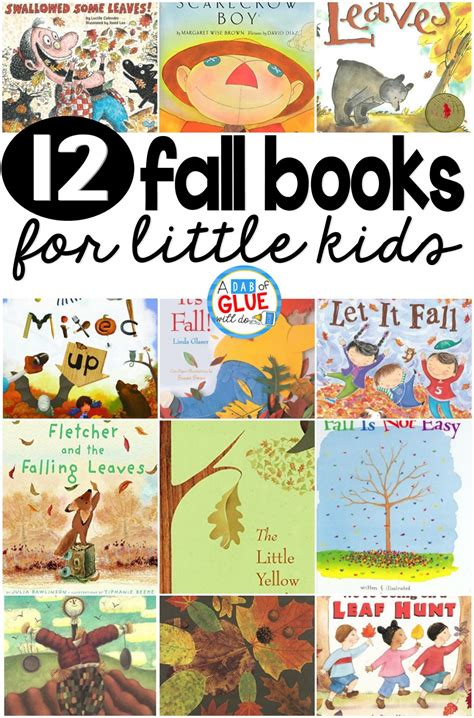 12 fall books for 391 | Fall Books for Little Kids Pinterst