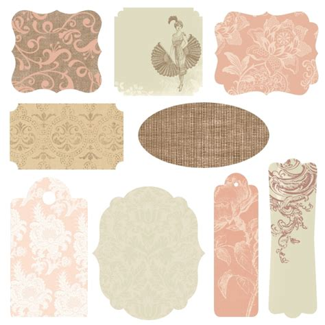 french bliss labels  tags  printables luvly