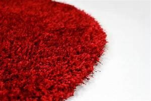 Teppich Rund 200 Günstig : rund teppich 200 cm rot spectrum ~ Indierocktalk.com Haus und Dekorationen