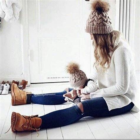 baby partnerlook idea of picture of and winter look it and