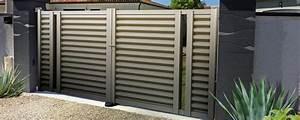 Portail Electrique Battant : devis gratuit portail automatique pau portail ~ Melissatoandfro.com Idées de Décoration