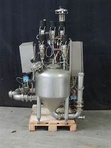 Curd Transport System - Continuous Curd Pump