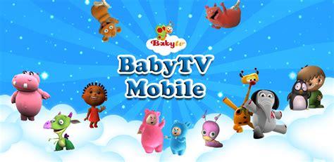 baby tv mobile babytv mobile import it all