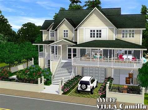 The sims 4 is still going strong years after release. 30x30 Partly furnished house with 6 bedrooms,5 bathrooms ...