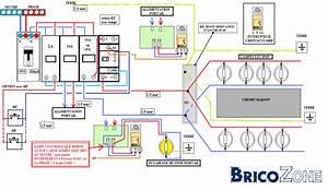 schema electrique eclairage exterieur farqna With schema electrique eclairage exterieur