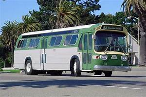 1960 Regional Transit Bus, Green and White