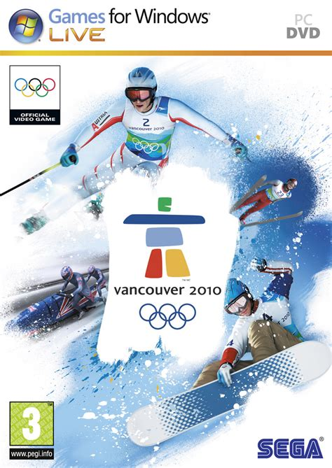 vancouver  das offizielle videospiel der olympischen