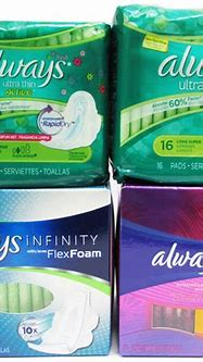 Always Pads Testing Results - Women's Voices for the Earth