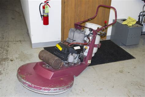 Minuteman Floor Scrubber Battery Charger by Quality Building Solutions Cleaning Machines For Sale