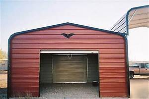 Garage Carport Kombination : barn or carport and garage combo 58x21 installed ~ Sanjose-hotels-ca.com Haus und Dekorationen