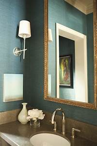 Stupendous grasscloth wallpaper decorating ideas for Grasscloth wallpaper in bathroom